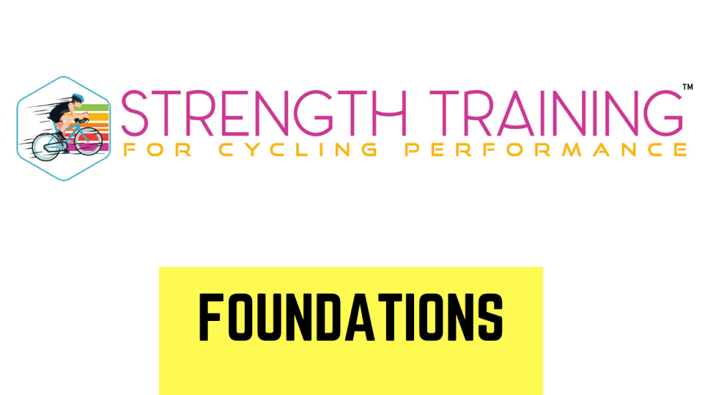 Strength Training for Cyclists Online Course