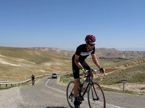 strength training for cycling coach