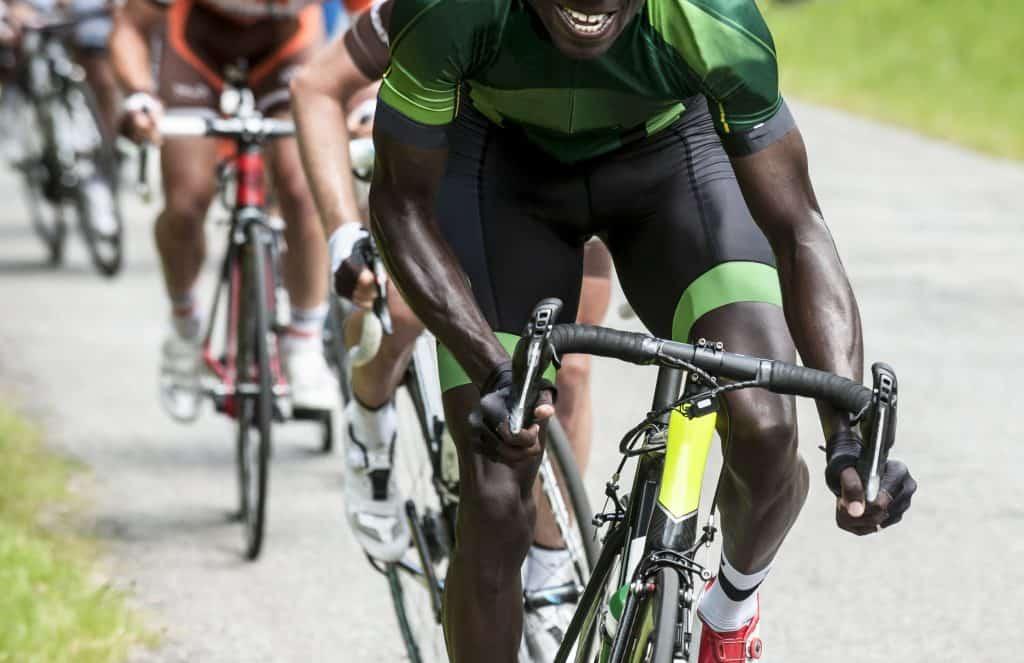 Does sprinting help turn strength training into on bike strength?